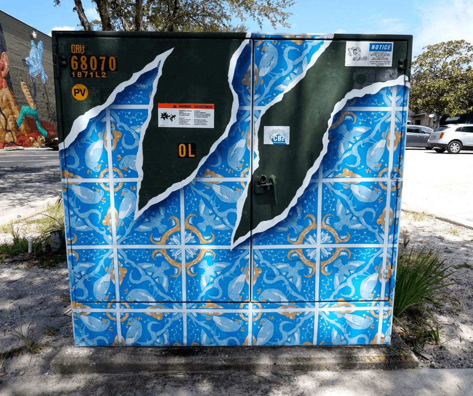 Diogo Machado, Add Fuel GRU box in Gainesville