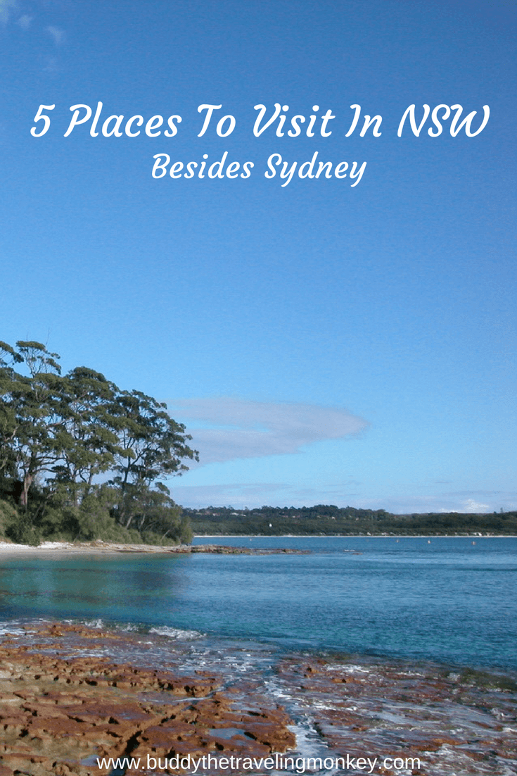 Australia's New South Wales is so much more than just Sydney, so we've compiled a list of the best places to visit in NSW besides Sydney.