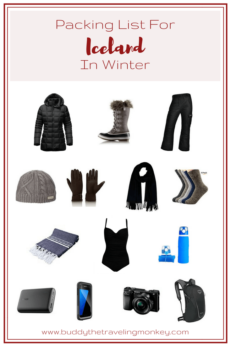 Figuring out your packing list for Iceland in winter may seem a bit daunting, but we've listed everything you will need to ensure you are comfortable and prepared for the Icelandic elements.