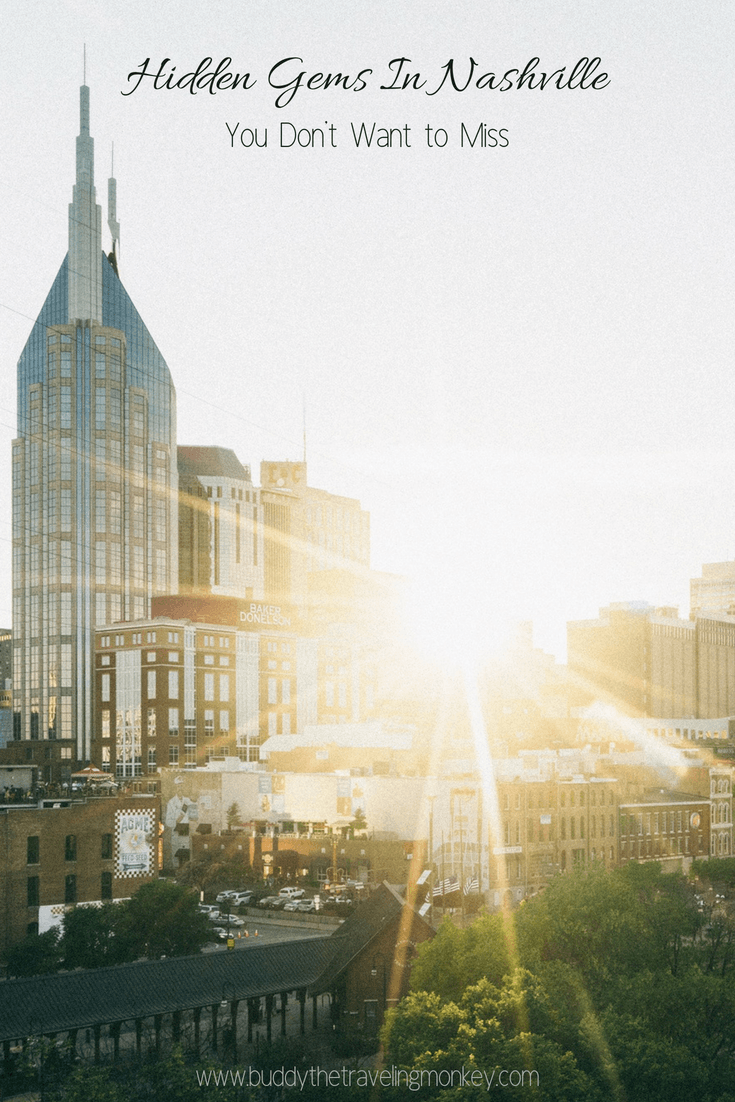 Nashville is a popular tourist destination, and when researching attractions, the same places, events, and activities tend to come up over and over again. Forget about the city's most iconic attractions. Instead, visit these four hidden gems in Nashville.