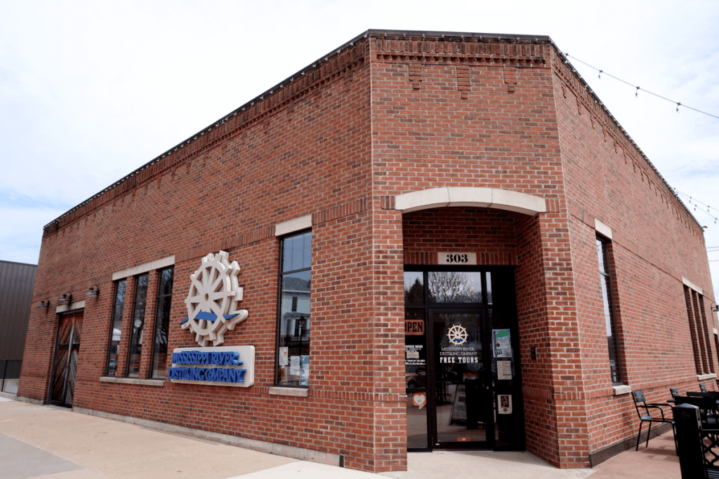 Mississippi River Distilling Company is considered one of the best Iowa distilleries