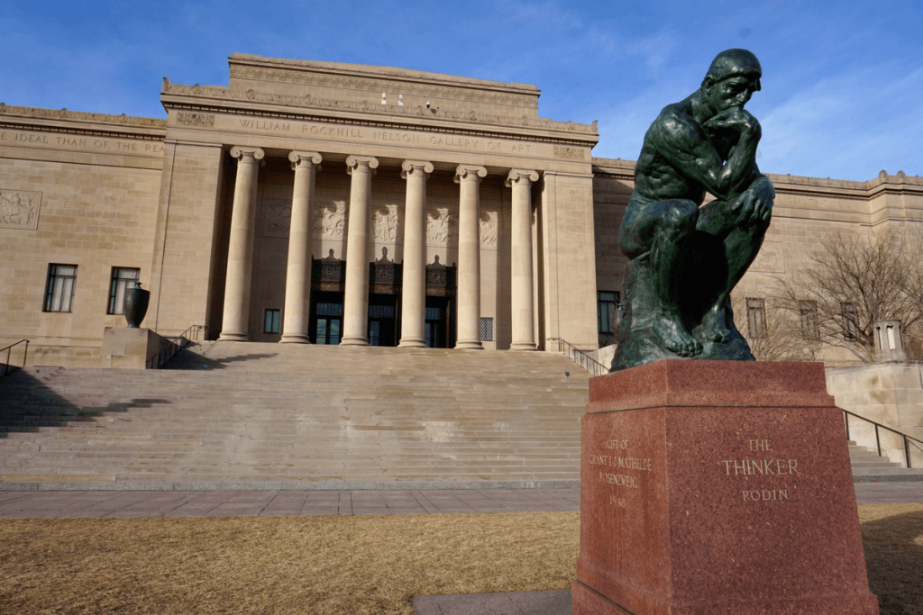 The Nelson-Atkins Museum Of Art is one of the free things to do in Kansas City