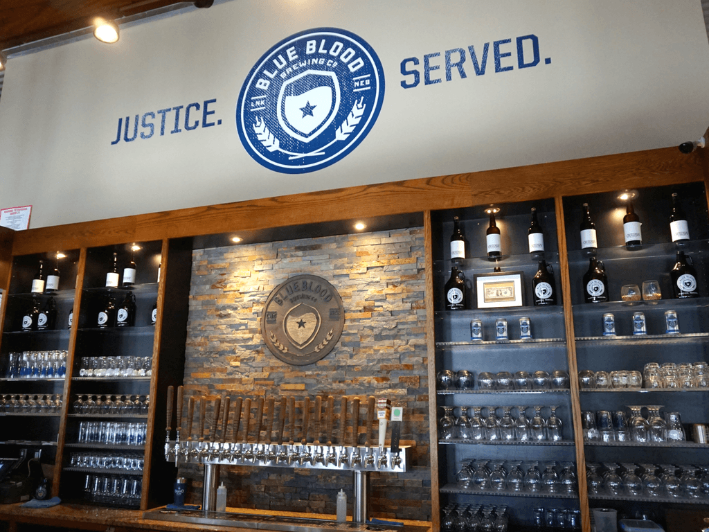 Lots of options for beer lovers at Blue Blood Brewing