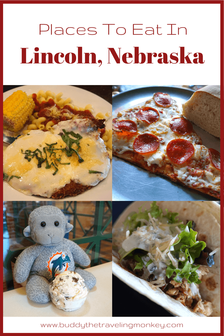 Looking for places to eat in Lincoln, Nebraska? We've listed some of our favorite Lincoln restaurants, including a brewery and ice cream shop!