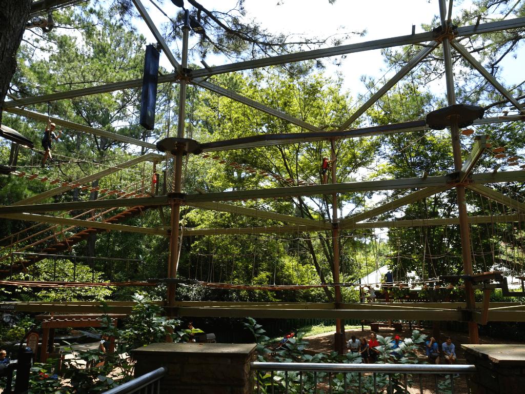 Treetop Trail at Zoo Atlanta
