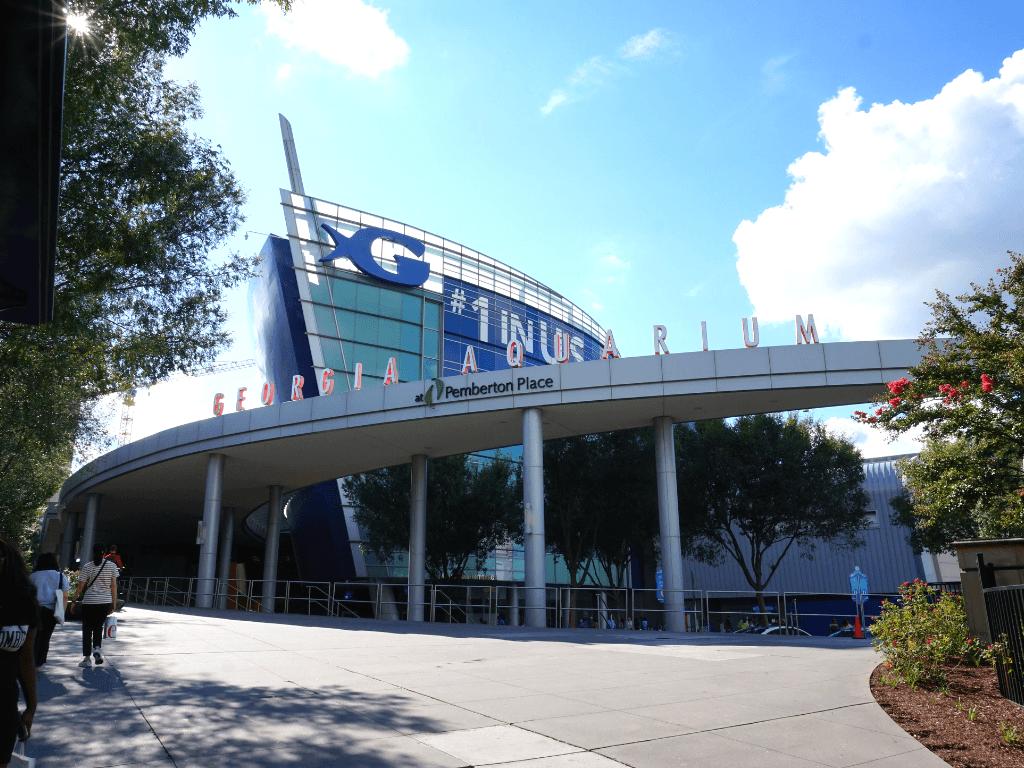 Georgia Aquarium is an Atlanta CityPASS attraction