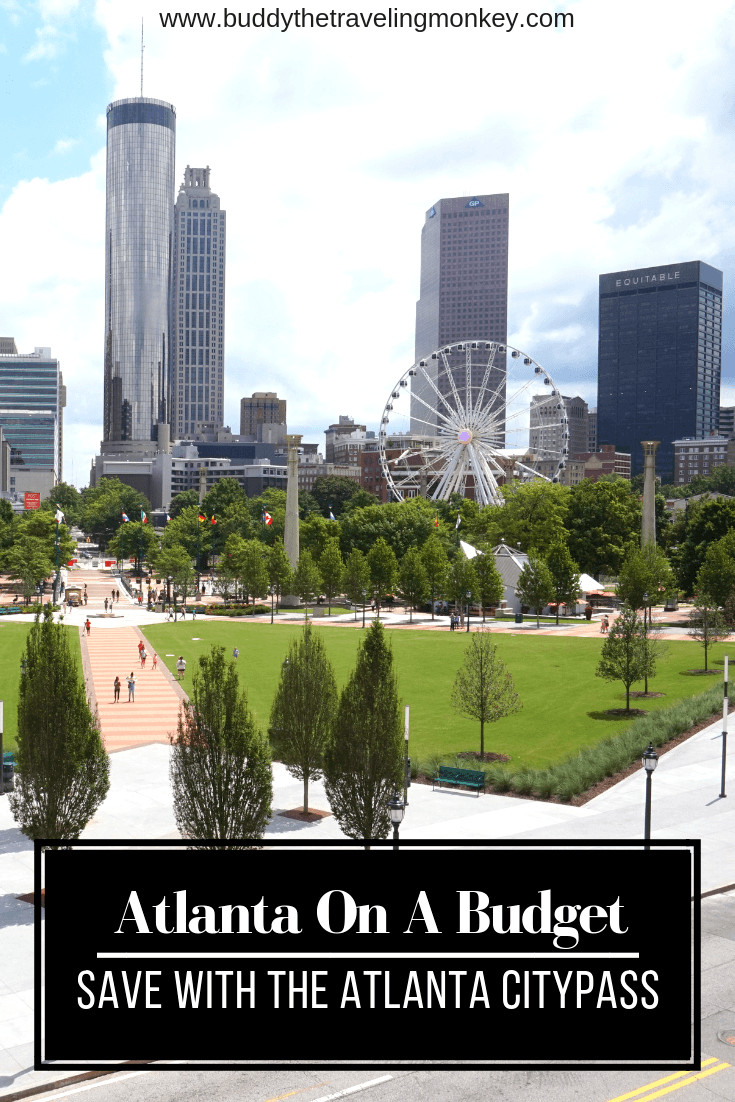 Visiting Atlanta on a budget? We recommend buying the Atlanta CityPASS. This deal will save you 40% on admission to Atlanta's top attractions.
