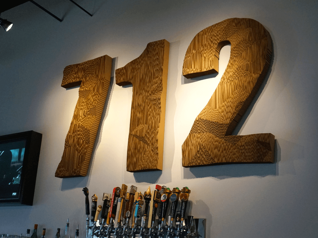 712 is one of the best restaurants in Council Bluffs, Iowa