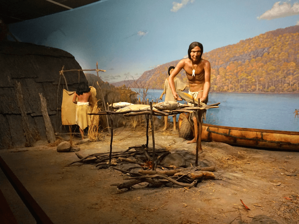 Learning about Pennsylvania's early Native American cultures is one of the fun things to do in Harrisburg PA