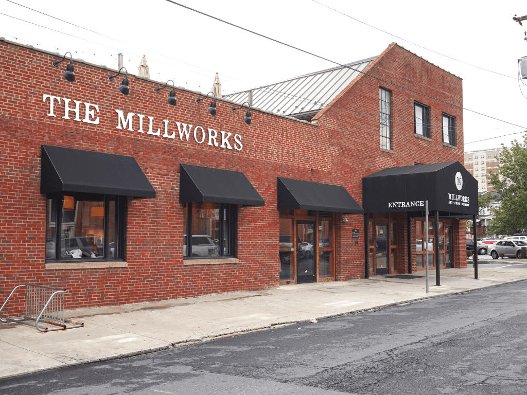 The Millworks is one of the fun things to do in Harrisburg PA