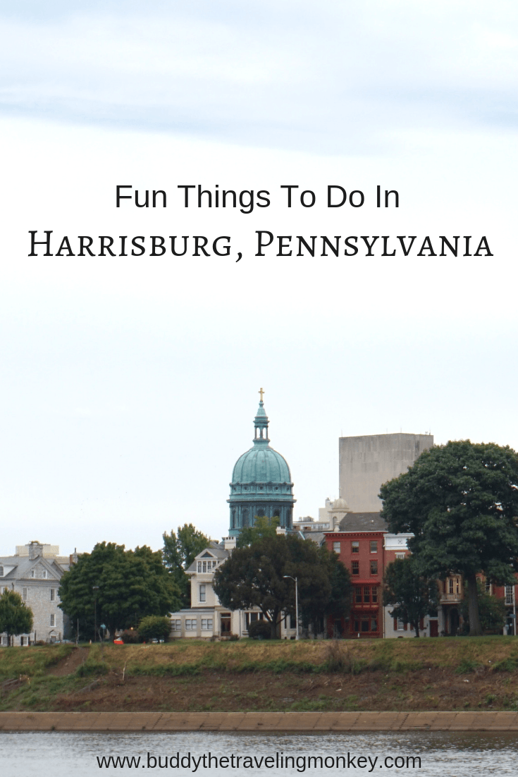 Visiting Central Pennsylvania? Here's our list of fun things to do in Harrisburg. Find everything from riverboat cruises to giant bookstores!