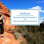 LifeStraw: Drink Water Anywhere And Help Communities Worldwide