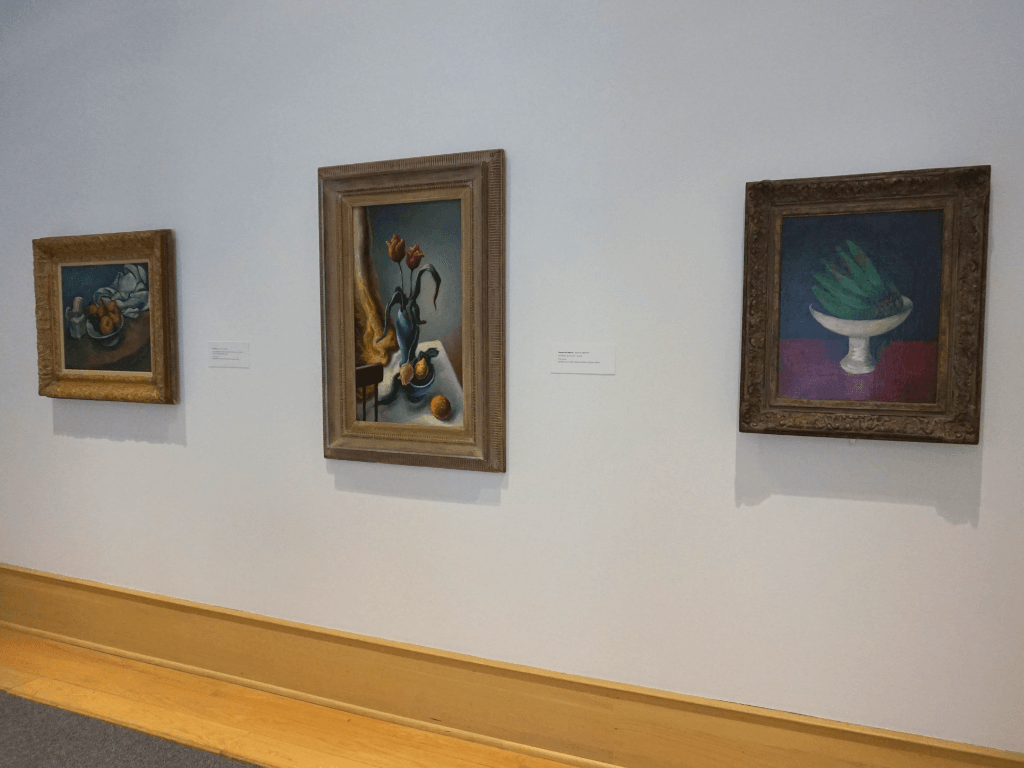 There are many styles of art