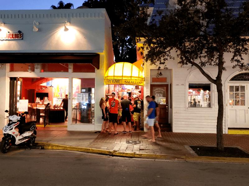 Smallest Bar in Key West