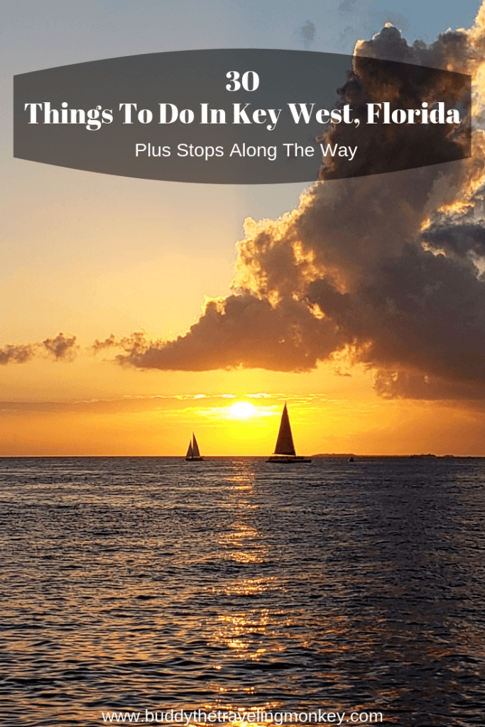 There are so many things to do in Key West, Florida! We list 30 top Key West attractions, as well as stops along the Miami to Key West drive. In this list, we include free things to do in Key West, romantic things to do in Key West, and even things to do in Key West with kids.