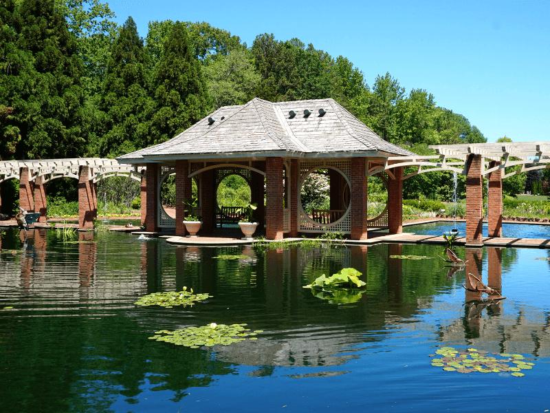 Beautiful Huntsville Botanical Garden