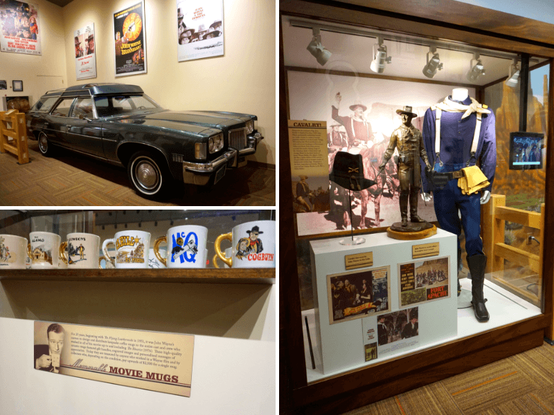 John Wayne Birthplace Museum is one of the top things to do in central Iowa