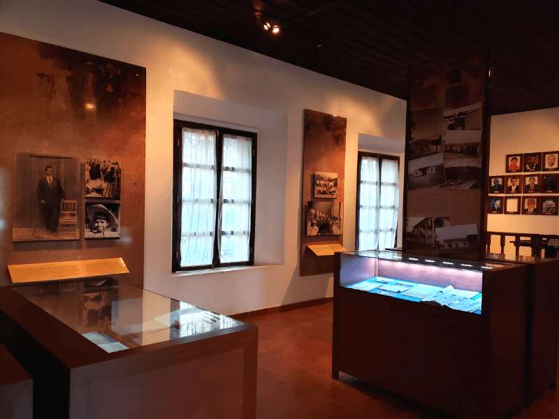 The Museo Digital De Copan is one of the things to do in Copan Ruinas Honduras
