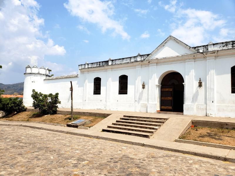 Fuerte Cabañas in Copan Ruinas Honduras