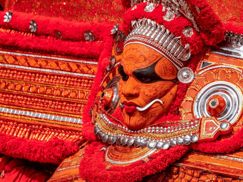 Kerala's Onam festival is a reason to plan a trip to Kerala in monsoon season
