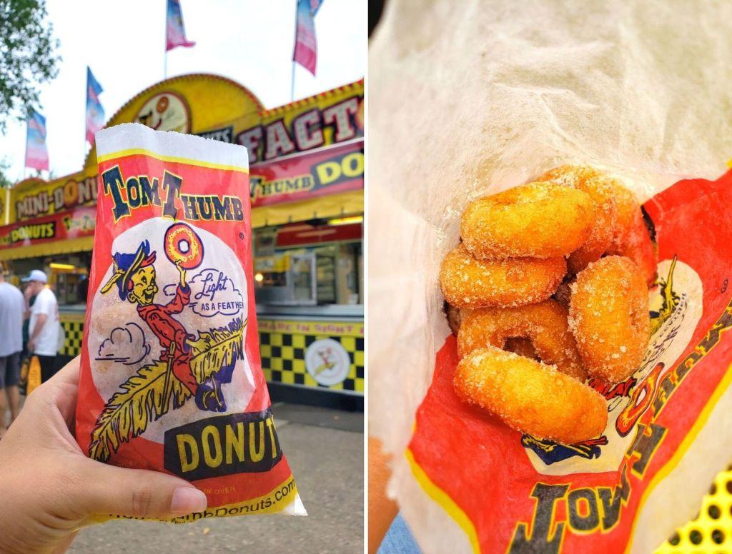 Tom Thumb's Mini Donuts at the Minnesota State Fair