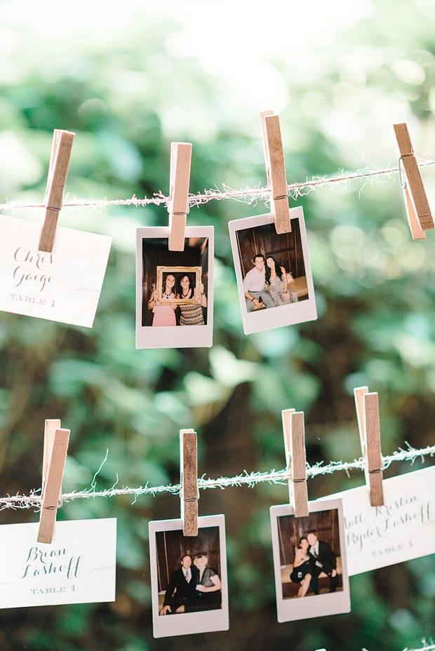 polaroid na svatbu