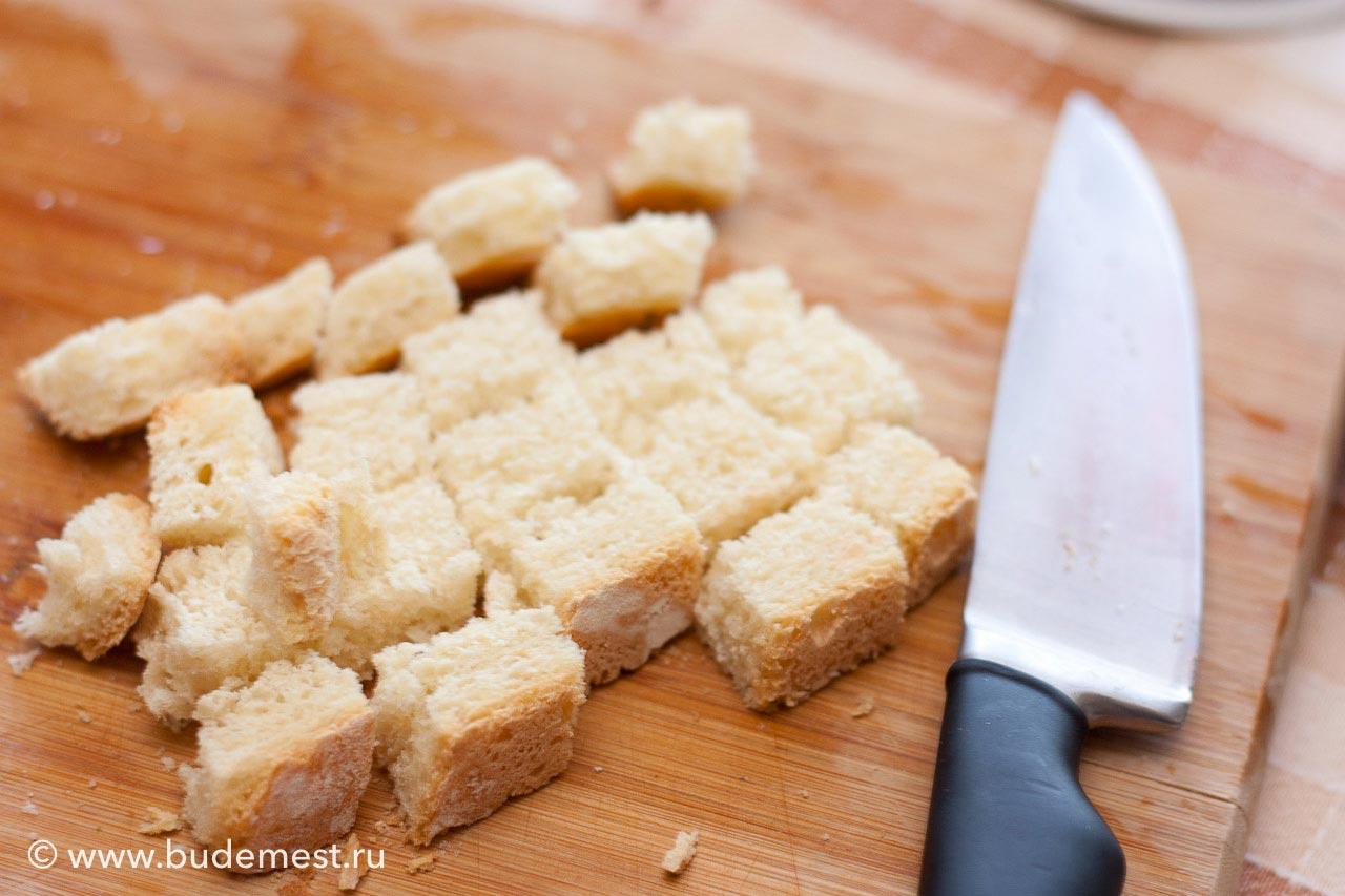 Хлеб для гаспачо