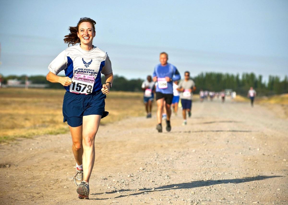 Программа тренировок по бегу среднего уровня на 6 недель