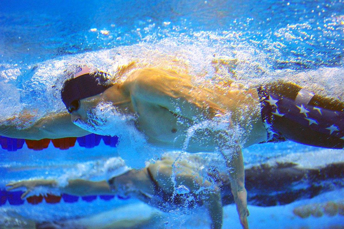 Тренировки по плаванию среднего уровня