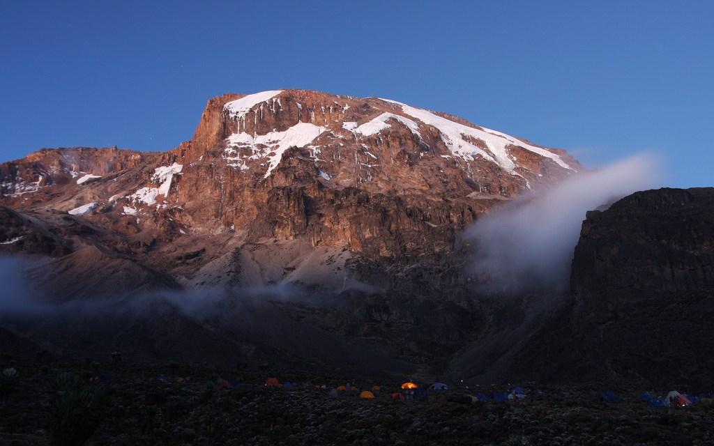 Kilimanjaro Climbing Northern Circuit 9 Days