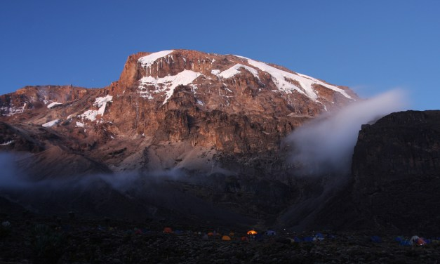 Kilimanjaro Climbing Northern Circuit 9 Days