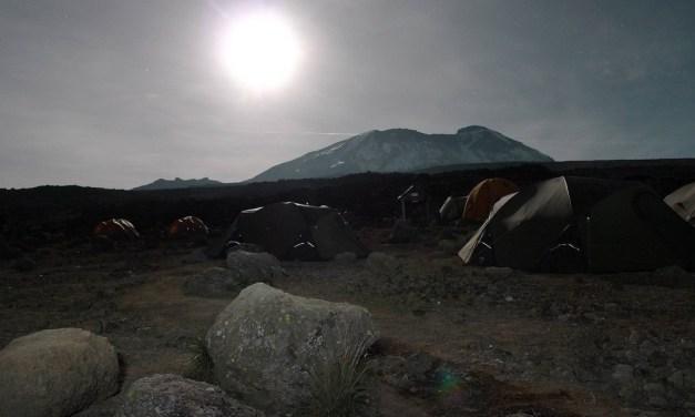 Kilimanjaro Lemosho Route 8 Days