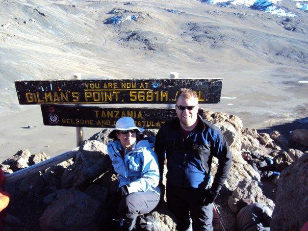 Kilimanjaro Climbing Lemosho Route 7 Days