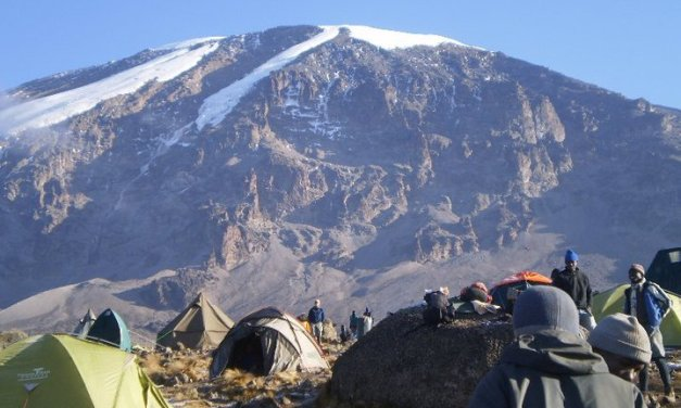 Kilimanjaro Machame Route 6 Day Climb