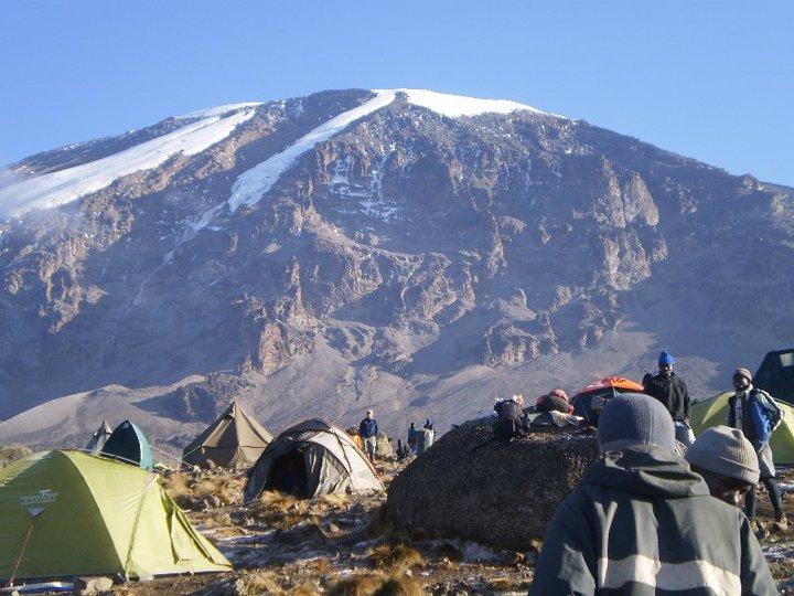 Kilimanjaro Machame Route 6 Day Climb