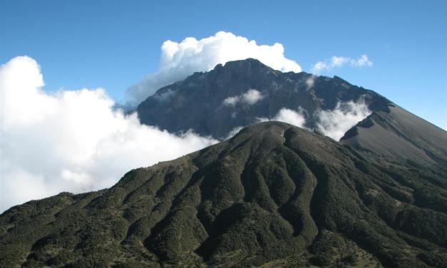 Mount Meru Climbing 4 Days
