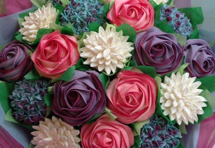 Cupcake Bouquet Tutorial