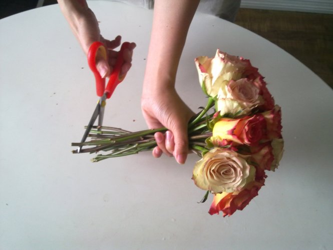 Bokay Of Flowers For Wedding On With Make Your Own