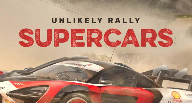 Unlikely rally supercars