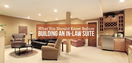What Is an In Law Suite and How Much Does It Cost    Budget Dumpster Building an In Law Suite