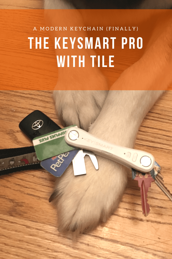 a modern keychain finally the keysmart pro with tile budget earth