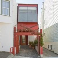 Dit huis is slechts 3 meter breed en kost $849.000!