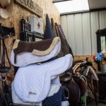 Tack Room Makeover Simple And Functional Budget Equestrian