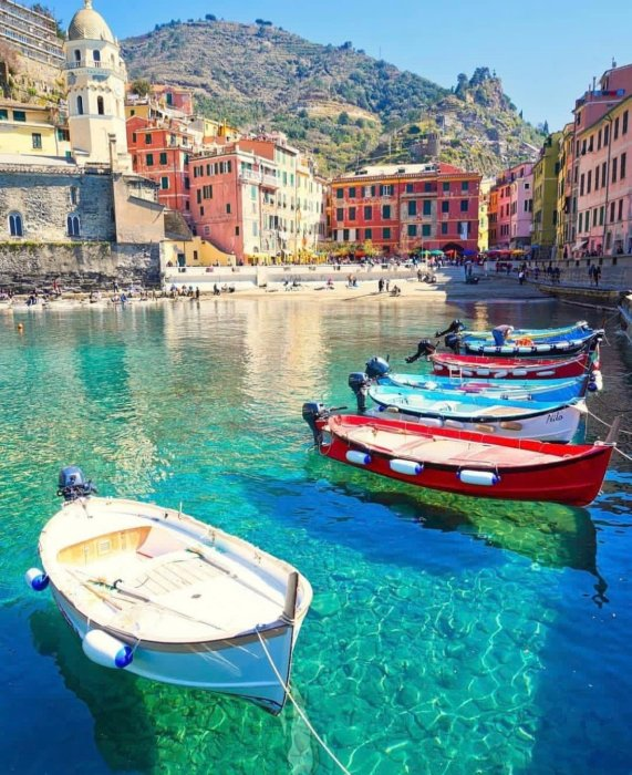RIOMAGGIORE- ITALY AT ITS FINEST