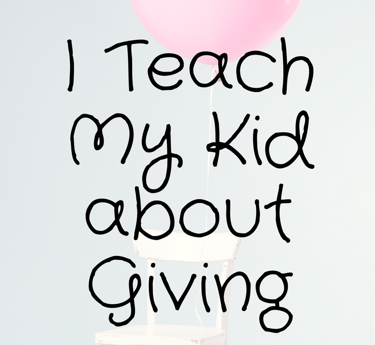 Kids and Giving