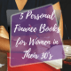 5 Personal Finance Books for Women