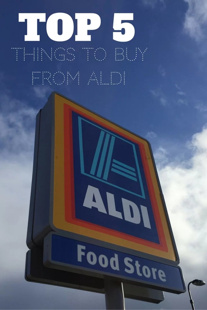 The cheapest and best value things to buy from ALDI