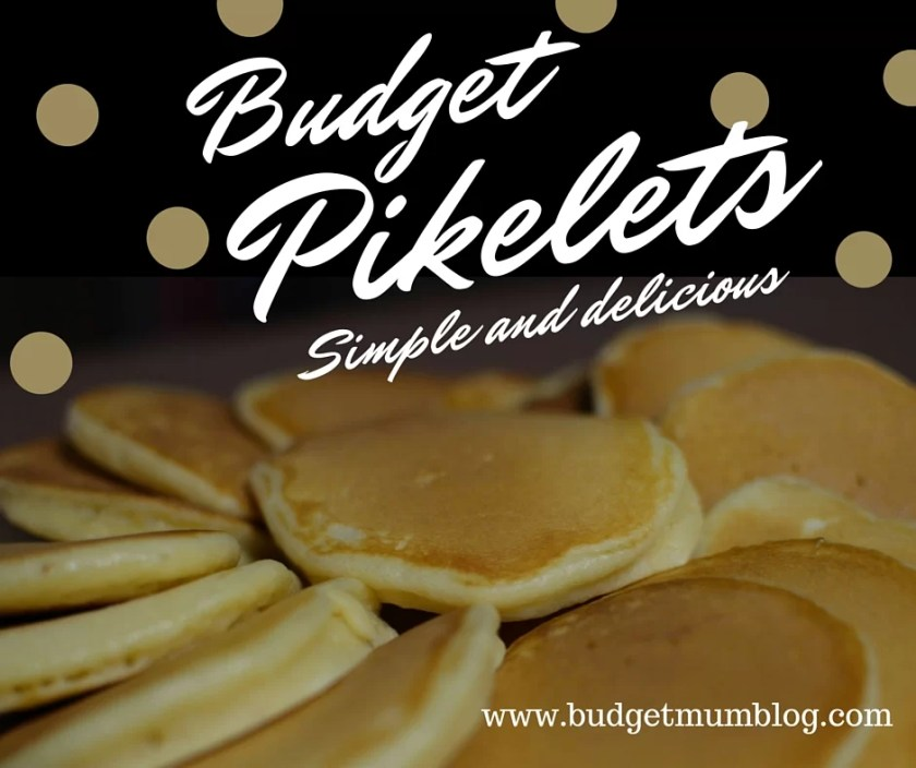 pikelet, piklet recipe