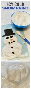 snow paint recipe