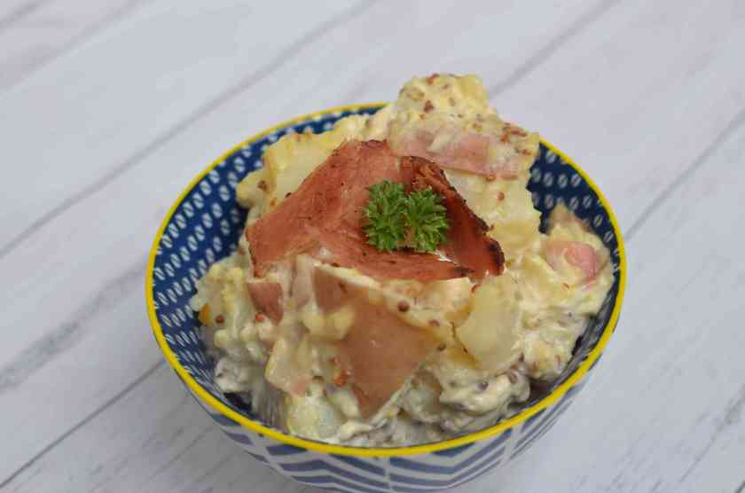 Delicious potato salad recipe - perfect for every function!